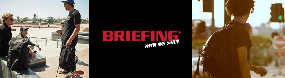ブリーフィング BRIEFING